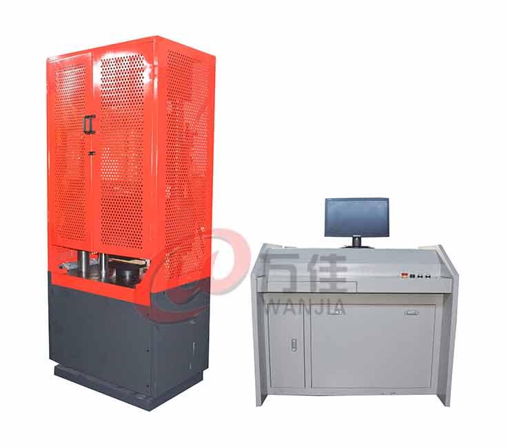 300KN微机控制电液伺服式液压万能试验机