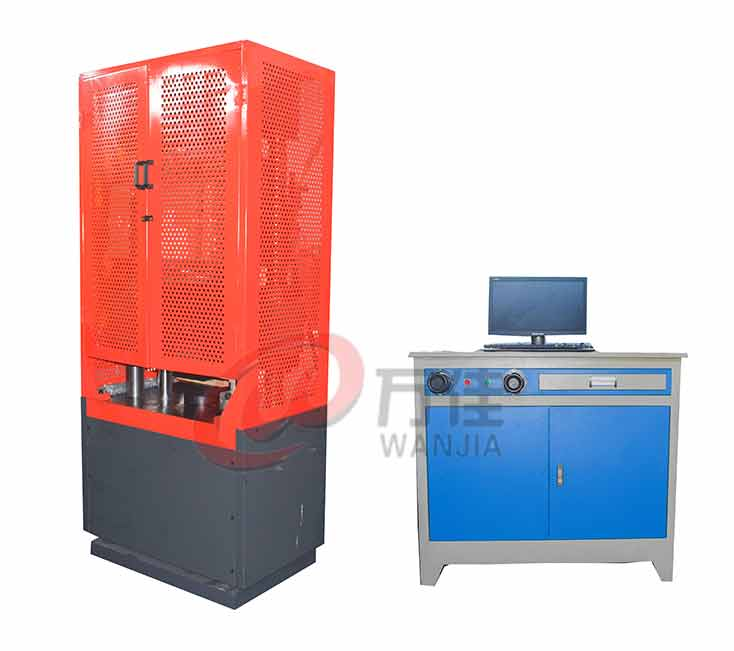 300KN微机屏显式液压万能试验机