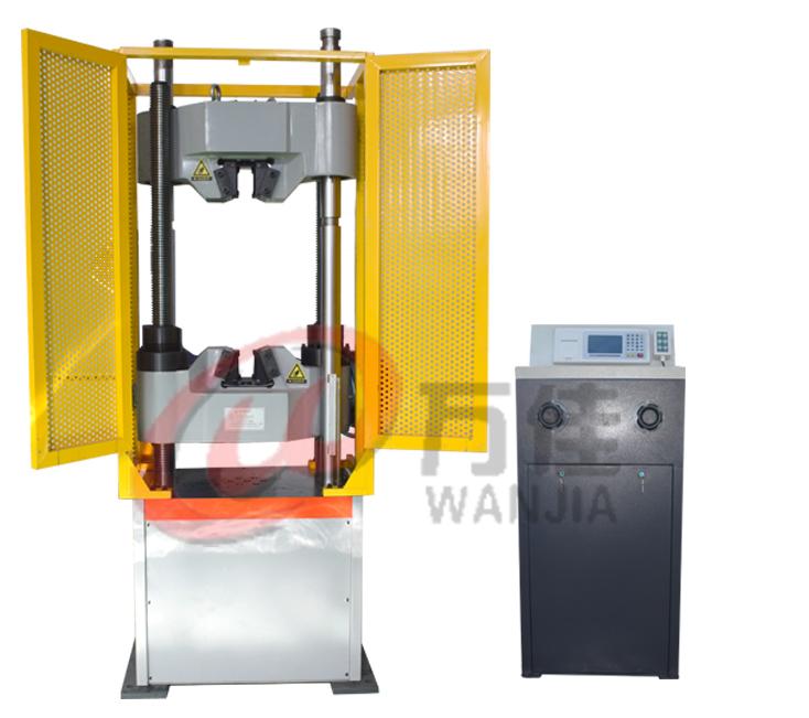 1000KN数显式液压万能试验机