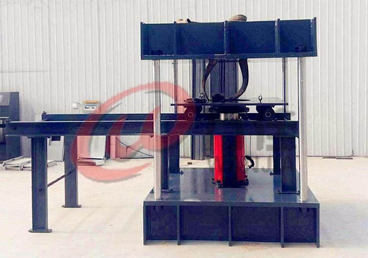 油缸下置式600KN/1000KN井盖压力试验机